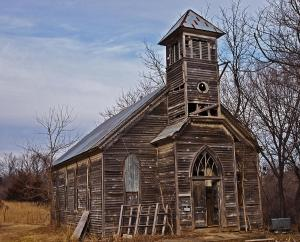 abandoned-church